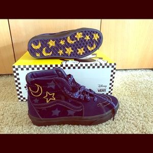 Vans Shoes - Disney X Vans Sk8 Hi Mickey Sorcerer 6